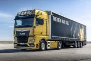 Nuevos equipamientos para la última generación de camiones MAN