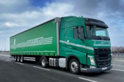 Hasta 1.000 Volvo FH con I-Save para un transportista italiano