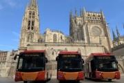 El Servicio de Transporte Urbano de Burgos adquiere tres vehículos MAN GNC