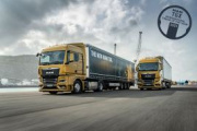 El MAN TGX, ganador del Truck of the Year 2021