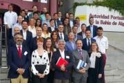 El Puerto de Algeciras se reúne con una delegación de empresas exportadoras de Perú