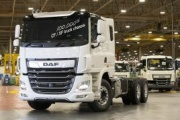 Leyland Trucks fabrica el camión DAF CF/XF número 100 000