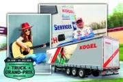 Kögel participa en el Truck-Grand-Prix 2018