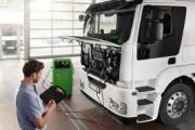 Bosch sigue dando servicio y suministro a los talleres de vehículos industriales