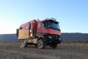 Renault Trucks lleva el X-Truck Evasión al Salón Caravaning de Barcelona