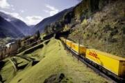 Nuevo servicio DHL de producto hortofrutícola español en tren refrigerado