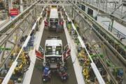 La producción de vehículos en España cae un 4% de enero a agosto
