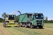 MAN llevará su camión agrícola a Agritechnica 2019