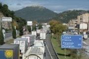 El Comite Nacional condena los cortes de carretera en Cataluña