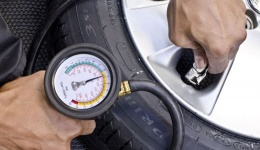 El mantenimiento de los neumáticos también influye en el medio ambiente