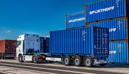 Krone presenta la Box Liner LTU 40 Light Traction
