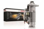 Bosch presenta sus motores de arranque para camiones