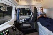 Ford F-Max, 2,5 metros de confort y habitabilidad