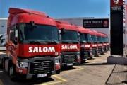 Transportes Salom adquiere ocho camiones seminuevos de Renault Trucks