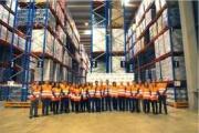 Mahou San Miguel inaugura una plataforma logística para Solán de Cabras