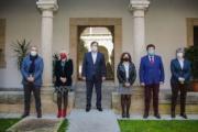 La Junta de Extremadura y los agentes sociales firman la Estrategia Logística para la región