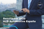 ALD Automotive España incrementa su facturación un 4% en 2020