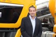 Jordi López Garrido, responsable de administración de Transportes Félix e Hijos