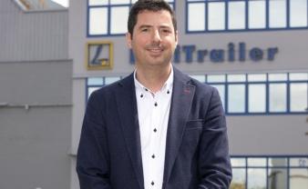 Sebastián Esteban asume la dirección de marketing de Lecitrailer