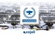 Cojali celebra la producción su núcleo de refrigeración un millón