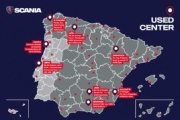 La red Used Center de Scania sigue creciendo