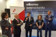 Presentada en Frankfurt la 15 edición de Motortec Automechanika Madrid