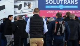 La 15º edición de Solutrans reunirá a todo el transporte por carretera