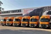 Renault Trucks entrega diez camiones de su gama T a Gallastegui