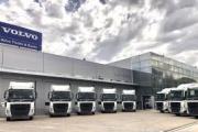 Acotral amplía su flota con 50 tractoras Volvo FH con I-Save