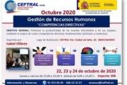 Curso CEFTRAL sobre 'Competencias Directivas'