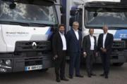 Renault Trucks entrega 20 camiones eléctricos para la distribución de última milla