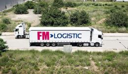 FM Logistic promueve la movilidad con hidrógeno en sus flotas de camiones
