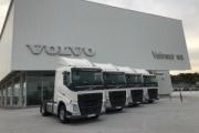 Trans Res 60 suma cuatro Volvo FH4 4x2 a su flota