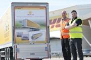 Deutsche Post presenta una nueva tecnología que utiliza energía solar