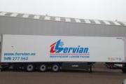 Hervian adquiere 12 semirremolques Lecitrailer