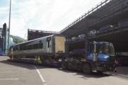 Nueva división de Noatum para el transporte de material ferroviario
