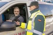 La DGT realiza 3.294 denuncias en su última campaña de vigilancia de furgonetas