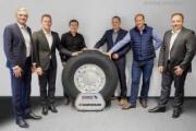 Schmitz Cargobull amplía su alianza con Hankook hasta 2022