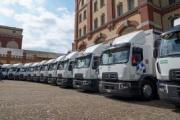 El Grupo Carlsberg adquiere 20 camiones eléctricos de Renault Trucks