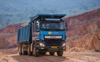 DAF se hace con el premio Top Bau Truck