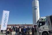 Endesa abre su primera gasinera en Murcia