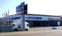 Asturtruck inaugura sus instalaciones como concesionario DAF