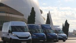 "La ""Caravana Daily"" de Iveco llega a Valencia"