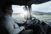 Exceso de horas de conducción en la campaña de vigilancia a camiones de la DGT