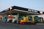 Repsol aplaude la labor del sector del transporte de mercancías por carretera