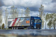 Prueba camión Ford Trucks  F-MAX