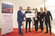 CEPSA entrega los premios a los sorteos del Congreso de CETM