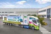 Lidl renueva su flota con camiones Iveco propulsados por biometano