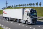 La empresa de logística Girteka compra 2000 camiones Volvo FH