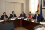 El ministro de Fomento se reúne con el Comité Nacional del Transporte por Carretera para conocer los problemas del sector